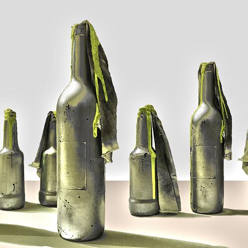 Bottles & Rags